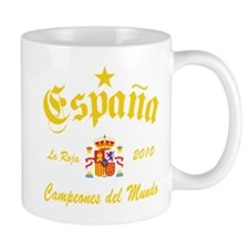 Spain World Champions Mug