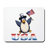 Us flag mouse pad Mouse Pads