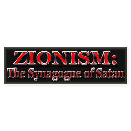 Zionism - Synagogue of Satan