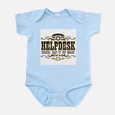 Helpdesk Infant Bodysuit