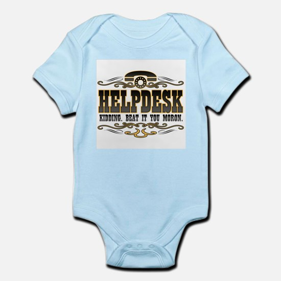 Helpdesk Infant Bodysuit