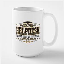 Helpdesk Ceramic Mugs