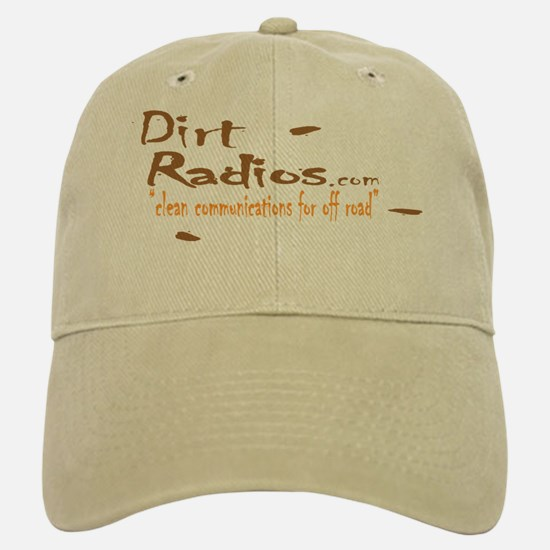 Dirt Radios Baseball Baseball Cap