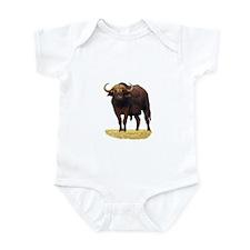 African Water Buffalo Infant Bodysuit
