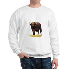 African Water Buffalo Sweatshirt