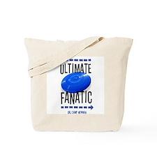Ultimate Frisbee Tote Bag