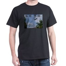 Search for ET Dinnerware Black T-Shirt