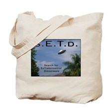 Search for E.T. Dinnerware Tote Bag