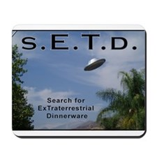 Search for E.T. Dinnerware Mousepad
