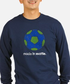 Made in Seattle. *Vintage* T