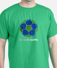 Made in Seattle. *Vintage* T-Shirt