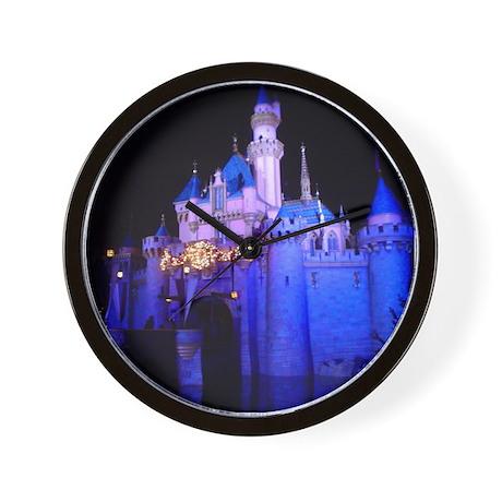 Disneyland Sleeping Beauty Castle Wall Clock