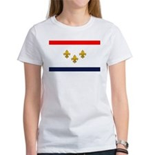 Flag of New Orleans Tee