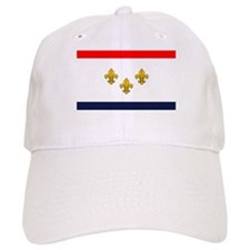 Flag of New Orleans Baseball Cap