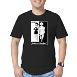 Jackie or Marilyn Men's Fitted T-Shirt