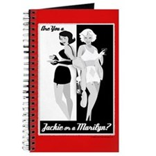 Jackie or Marilyn Journal
