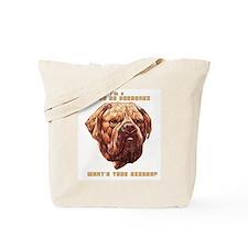 Dogue Excuse Tote Bag