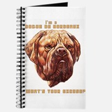 Dogue Excuse Journal