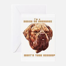 Dogue Excuse Greeting Cards (Pk of 10)