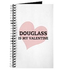 Douglass Is My Valentine Journal