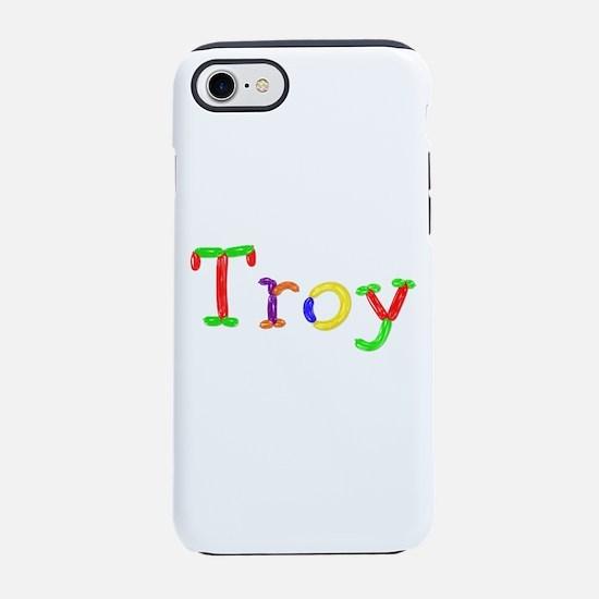 Troy Balloons iPhone 7 Tough Case
