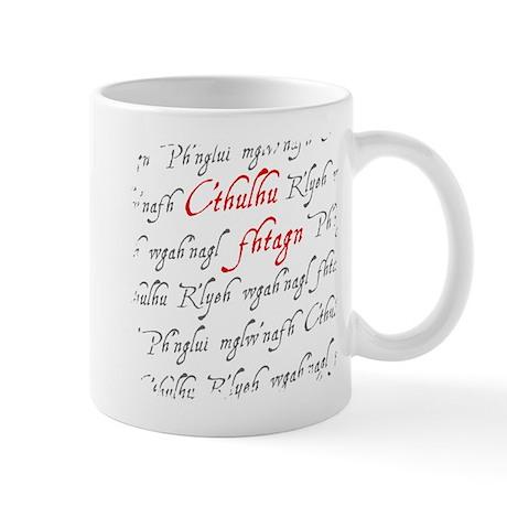 C'thulhu Fhtagn Mug