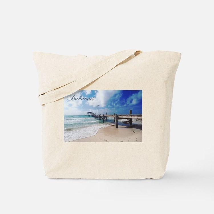Bahamas Tote Bag