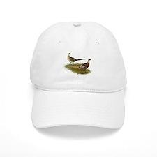 Ringneck Pheasant Pair Baseball Cap