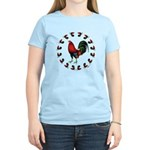 Rooster Circle Women's Light T-Shirt
