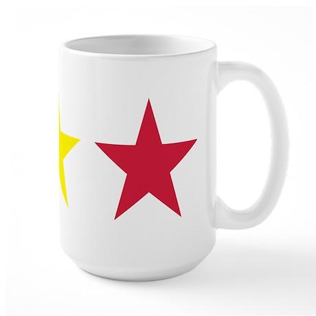 Spain Flag Large Mug