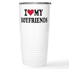 I love my boyfriends Travel Mug