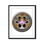 Pagan Great Rite Framed Panel Print