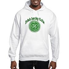 Irish Lucky Coin Hoodie