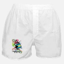 Flower Bahamas Boxer Shorts
