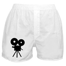 Film camera - movie Boxer Shorts