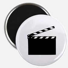 "Movie - clapperboard 2.25"" Magnet (10 pack)"