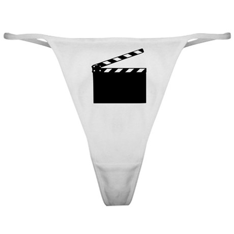 Movie - clapperboard Classic Thong