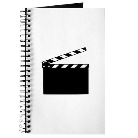 Movie - clapperboard Journal