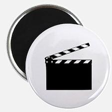 Movie - clapperboard Magnet