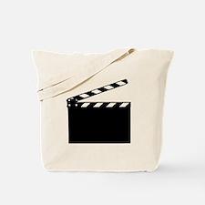 Movie - clapperboard Tote Bag