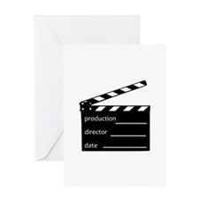 Movie - Cinema Greeting Card