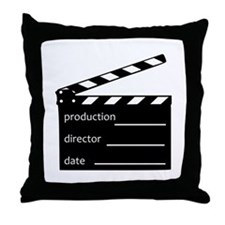 Movie - Cinema Throw Pillow