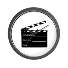 Movie - Cinema Wall Clock