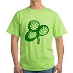 Sharmock Green T-Shirt