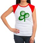 Sharmock Women's Cap Sleeve T-Shirt