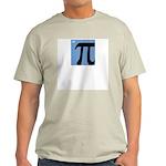 Pi iPi Ash Grey T-Shirt