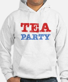 Tea Party Vintage Hoodie