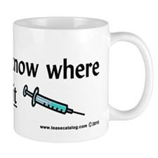 Nurse..Stick it Mug
