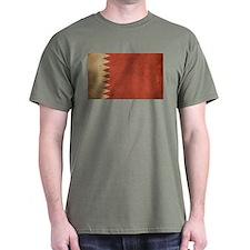 Vintage Bahrain Flag T-Shirt