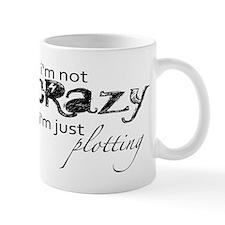 Writer Plotting Mug